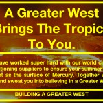 Building A #GreaterWest!